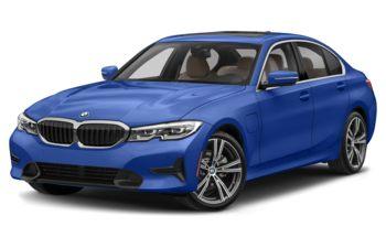 2021 BMW 330e - Portimao Blue Metallic