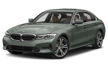 2021 BMW 330e - Dravit Grey Metallic
