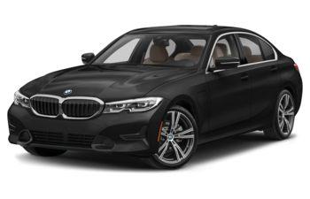 2021 BMW 330e - Citrine Black II Metallic