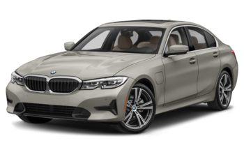 2021 BMW 330e - Oxide Grey II Metallic