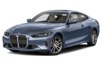 2021 BMW 430 - Arctic Race Blue Metallic