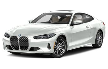 2021 BMW 430 - Alpine White