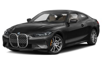 2021 BMW 430 - Black Sapphire Metallic