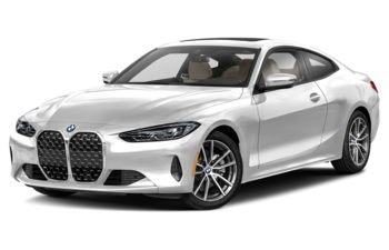 2021 BMW 430 - Mineral Grey Metallic