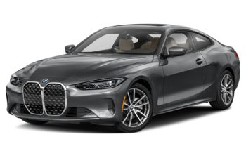 2021 BMW 430 - Portimao Blue Metallic