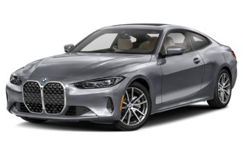 2021 BMW 430 - Tanzanite Blue II Metallic