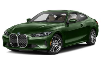 2021 BMW 430 - Sanremo Green Metallic