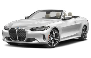 2021 BMW 430 - Mineral White Metallic