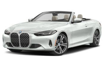 2021 BMW 430 - Alpine White