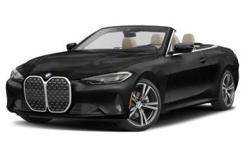 2021 BMW 430 - Portimao Blue Metallic