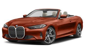 2021 BMW 430 - Dravit Grey Metallic