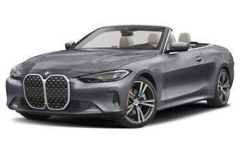2021 BMW 430 - Tanzanite Blue Metallic
