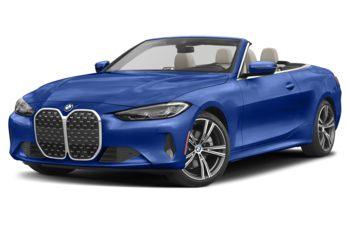 2021 BMW 430 - Sanremo Green Metallic