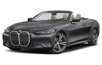 2021 BMW 430 - Arctic Race Blue Metallic