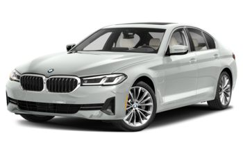 2021 BMW 530e - Alpine White
