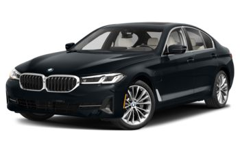 2021 BMW 530e - Carbon Black Metallic