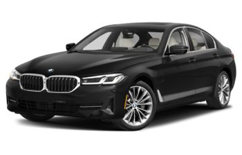 2021 BMW 530e - Black Sapphire Metallic