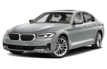 2021 BMW 530e - Jet Black
