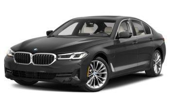 2021 BMW 530e - Glacier Silver Metallic
