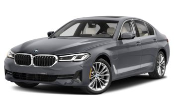 2021 BMW 530e - Bluestone Metallic