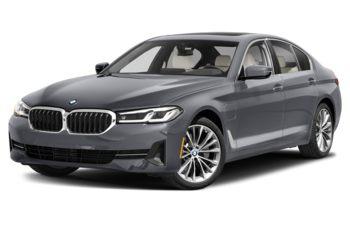 2021 BMW 530e - Bluestone Metallic