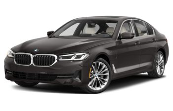 2021 BMW 530e - Bernina Grey Amber Metallic