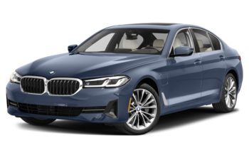 2021 BMW 530e - Alvite Grey Metallic