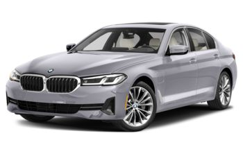 2021 BMW 530e - Aventurine Red Metallic