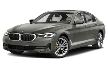 2021 BMW 530e - Brilliant White Metallic
