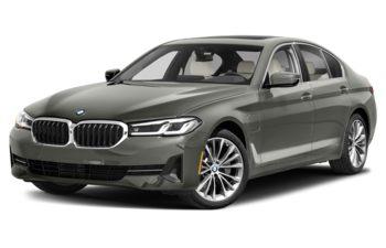 2021 BMW 530e - Brilliant White Metallic