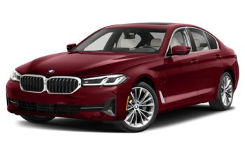 2021 BMW 530e - Frozen Dark Silver