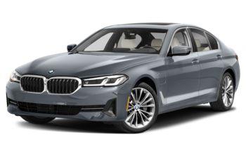 2021 BMW 530e - Frozen Cashmere Silver