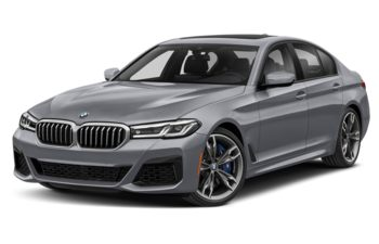2021 BMW M550 - Dark Graphite Metallic