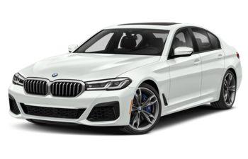2021 BMW M550 - Alpine White