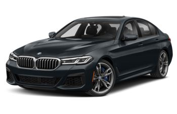 2021 BMW M550 - Carbon Black Metallic