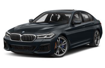 2021 BMW M550 - Carbon Black Metallic