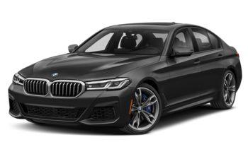 2021 BMW M550 - Black Sapphire Metallic