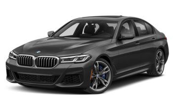 2021 BMW M550 - Phytonic Blue Metallic