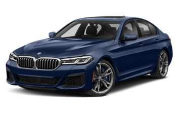 2021 BMW M550 - Bluestone Metallic