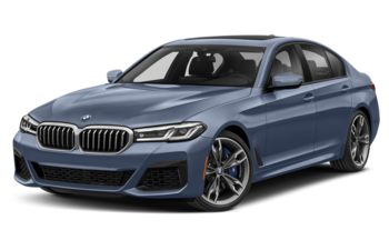 2021 BMW M550 - Alvite Grey Metallic