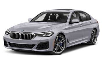 2021 BMW M550 - Aventurine Red Metallic
