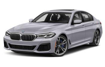 2021 BMW M550 - Aventurine Red Metallic