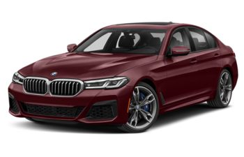 2021 BMW M550 - Pure Metal Silver