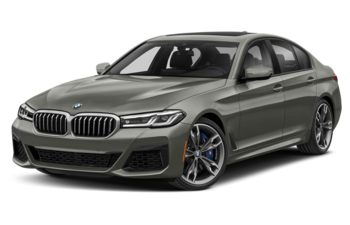 2021 BMW M550 - Brilliant White Metallic