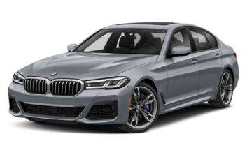 2021 BMW M550 - Frozen Brilliant White