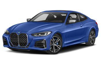 2021 BMW M440 - Portimao Blue Metallic