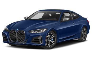 2021 BMW M440 - Tanzanite Blue II Metallic