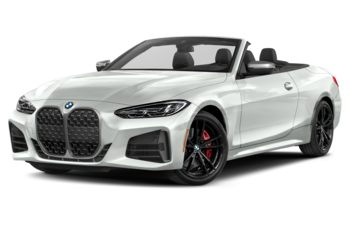 2021 BMW M440 - Alpine White