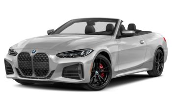 2021 BMW M440 - Black Sapphire Metallic