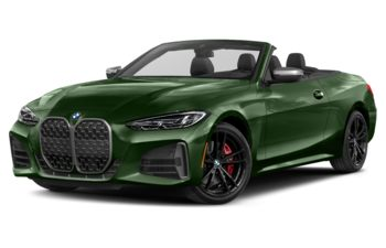 2021 BMW M440 - Tanzanite Blue Metallic